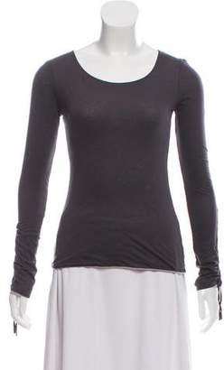 Calypso Crew Neck Long Sleeve T-Shirt