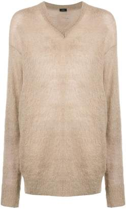 Joseph oversized knit jumper