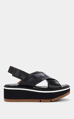 f63fc9b792d13 Clergerie Women s Anae Platform Slingback Sandals - Black