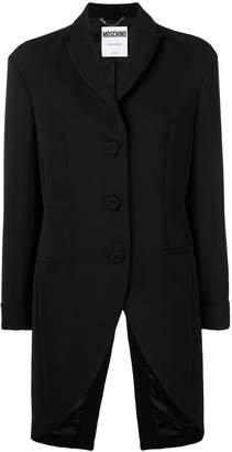 Moschino long fitted blazer