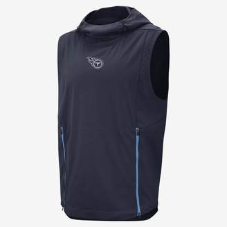 Nike Shield Fly Rush (NFL Titans) Men's Hooded Pullover Vest