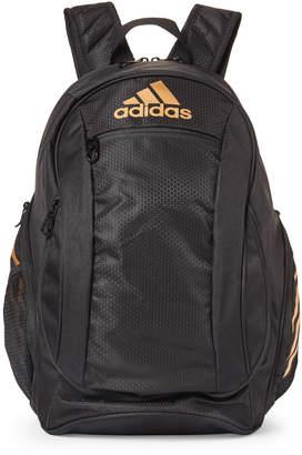 adidas Black & Gold Estadio Backpack