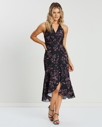 Cooper St Isla V-Neck Maxi Dress