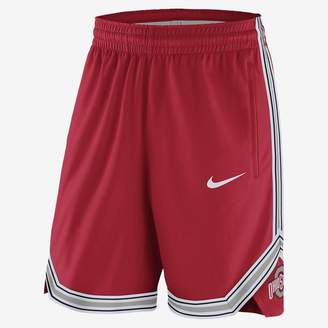 Nike College Replica (Ohio State) Men's Basketball Shorts