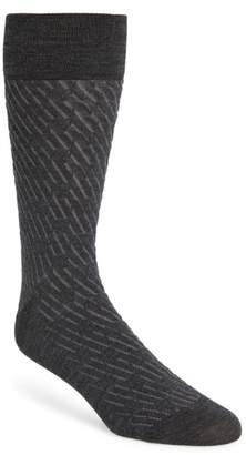 John W. Nordstrom R) Stripe Socks