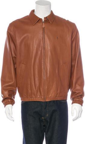 Polo Ralph LaurenPolo Ralph Lauren Zip Leather Jacket