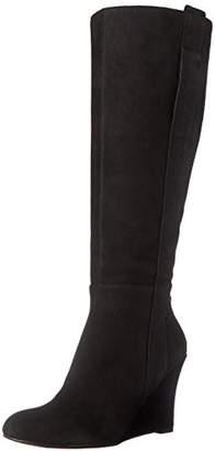 Nine West Women's Oran-Wide Suede Knee High Boot