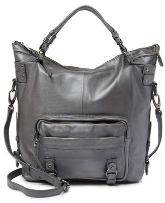 Joelle Gagnard Hawkens Ventura Leather Satchel