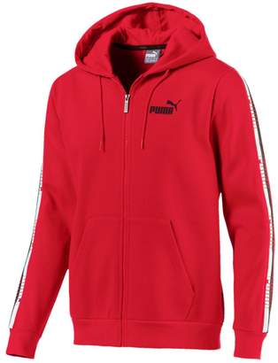 Puma Men's Tape Full-Zip Hoodie