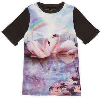 Stella McCartney Hepsie Swan Dress