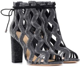 Alexandre Birman New Loreta 90 ankle boots