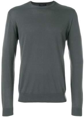 Prada classic crew neck sweater