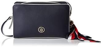 Tommy Hilfiger Charming Crossover, Women's Backpack Handbag,8x23x18 cm (B x H x T)
