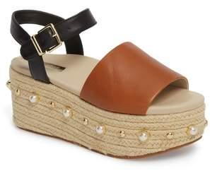 Kenneth Cole New York Indra Espadrille Platform Sandal