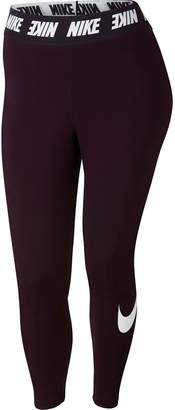 Nike Plus Size High-Waisted Comfort Leggings