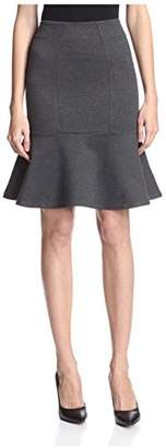 Society New York Women's Peplum Skirt