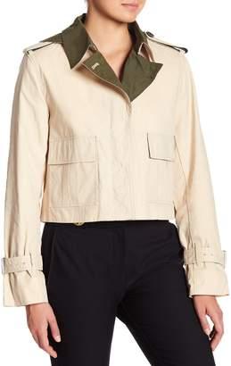 Derek Lam 10 Crosby Short Anorak Jacket