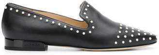 Jimmy Choo Jaida pearl embellished slippers