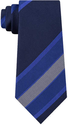 Kenneth Cole Reaction Men Highlight Stripe Slim Tie