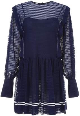 Philosophy di Lorenzo Serafini Mini Lace Dress