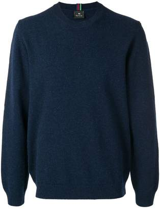 Paul Smith long-sleeve fitted sweater