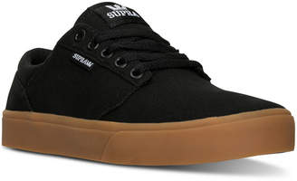 Supra Men's Yorek Low Casual Skate Sneakers from Finish Line $59.99 thestylecure.com