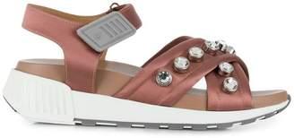 Sergio Rossi sr Icona sandals