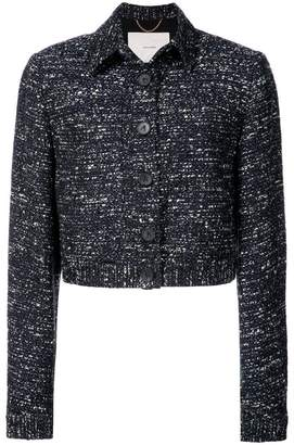 ADAM by Adam Lippes cropped tweed jacket
