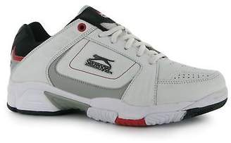 Slazenger Kids Boys Tennis Shoes Sport Trainers Casual Lace Up Footwear Juniors