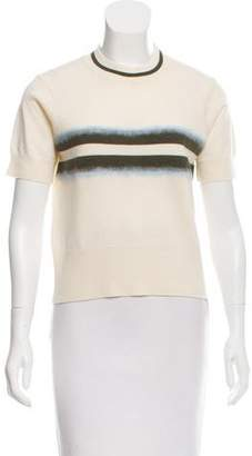 Tim Coppens Wool Short Sleeve Sweater