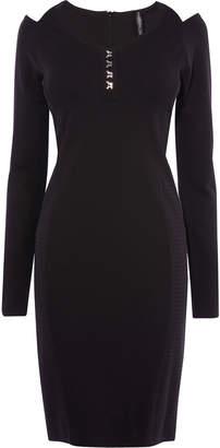 Karen Millen Cut-Out Shoulder Dress