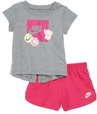 Nike DNA Tee & Shorts Set