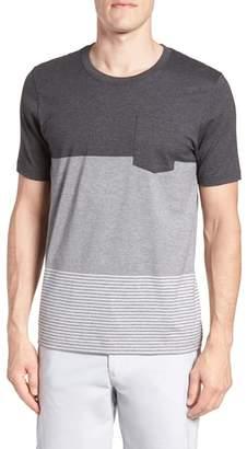 Travis Mathew Kramp Colorblock Pocket T-Shirt