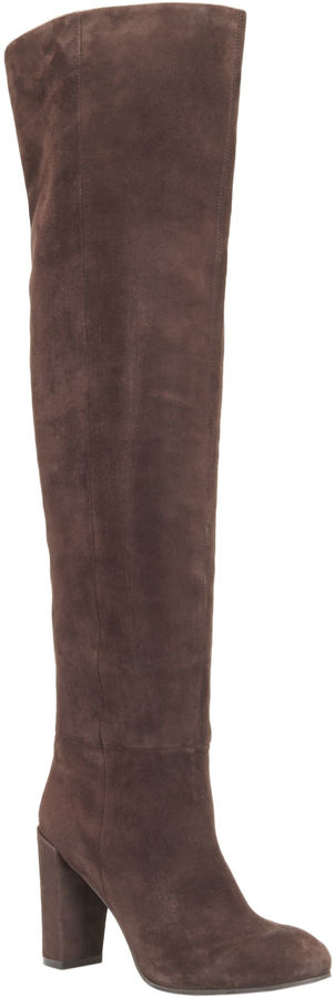 Nine WestSnowfall Over the Knee Boots