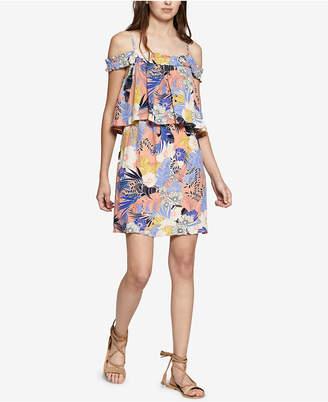 Sanctuary Monaco Adjustable Flounce Dress