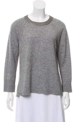 Halston Wool Medium Knit Sweater