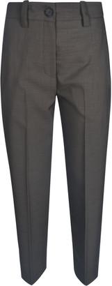 Cavallini Erika High Waist Elastic Trousers