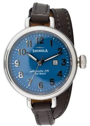 Shinola The Birdy Watch