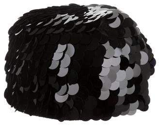 Marc Jacobs Embellished Wool Hat w/ Tags
