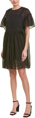 Isabel Marant Etoile Annabelle Mini Dress