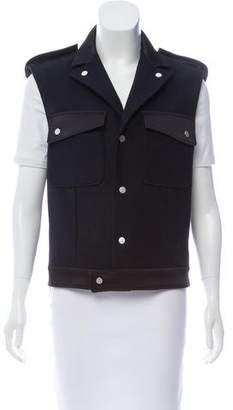 Derek Lam Notch-Lapel Vest