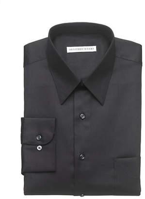 Geoffrey Beene Wrinkle Free Sateen Shirt