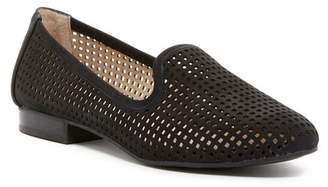 Me Too Yale Leather Smoking Flat - Wide Width Available