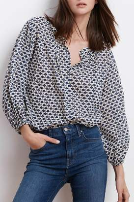 Velvet Catalina Blouse