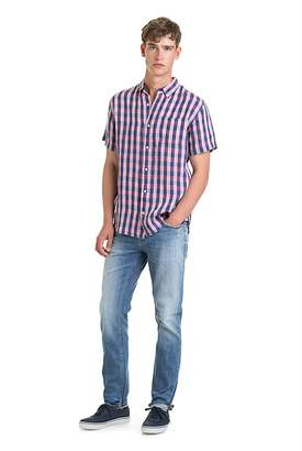 Country Road Linen Gingham Shirt