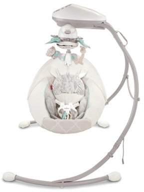 Fisher-Price® Cradle 'n Swing in Safari Dreams $159.99 thestylecure.com
