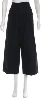 Marni High-Rise Cropped Pants w/ Tags