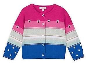 Catimini Baby's& Little Girl's Multicolor Cardigan
