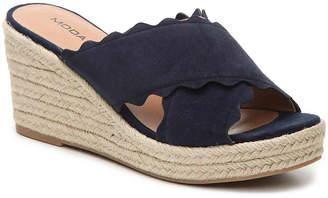 Moda Spana Kade Espadrille Wedge Sandal - Women's