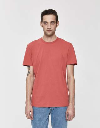 Our Legacy S/S Perfect T-Shirt in Vintage Red Army